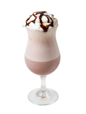 musetti: chocolate Coffee cocktail cup .