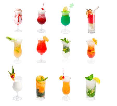 bebidas frias: colecci�n alcohol c�cteles