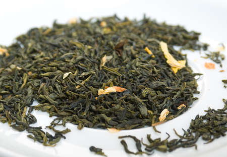 jessamine: Puneet green tea, sfondo bianco shoton studio