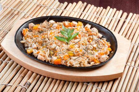 chinese cuisine .Chinese food photo
