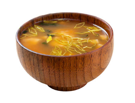 Miso soup , Japanese Food
