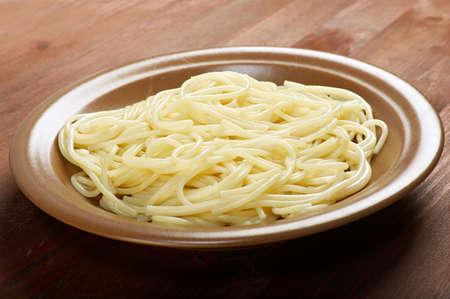 Close up spaghetti  closeup  photo