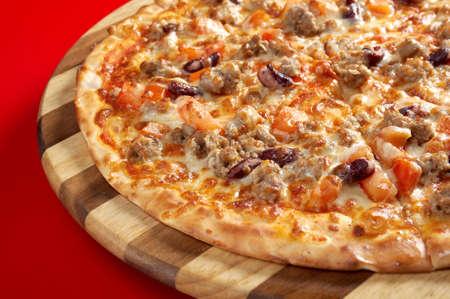 neapolitan: Pizza Neapolitan . italian kitchen. Studio