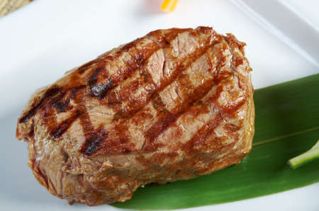 Japanese Kobe beef  Roast Shallow depth-of-field  photo