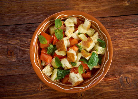 Arabiccuisine Salad.tasty libanesa - Fattoush photo