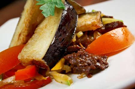 tendon: beef tendon stew.Japanese cuisine Stock Photo