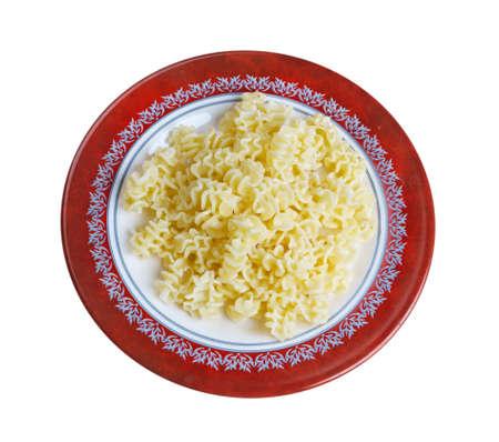 İtalyan mutfağı: Radiatori - Pasta  italian cuisine