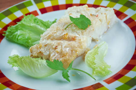 whitefish: Lutfisk - Lutefisk,in Northern and Central Norway,] in Southern Norway in Sweden and in Finland  a traditional dish of some Nordic countries.made from aged stockfish (air-dried whitefish) or driedsalted whitefish