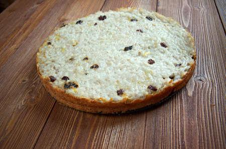 kugel: Kugel - baked rice pudding or casserole. traditional Ashkenazi Jewish dish