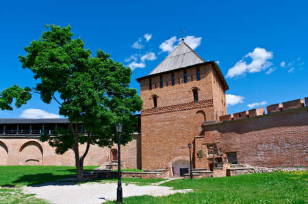 veliky: Veliky Novgorod. Novgorod Kremlin - Russia