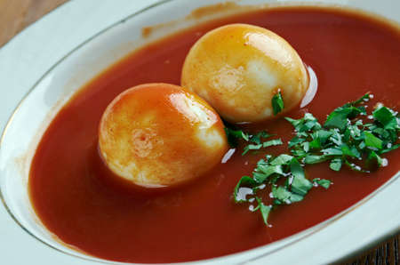 ka: Tamate ka kut - classic Hyderabadi  tomato dish