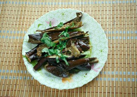 nu: Karela nu shak - Indian vegetable dish