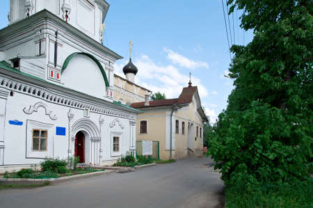 old church: Orthodox old church built. Vologda city, Russia