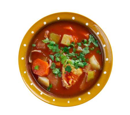 moong: shurpa - Uzbek cuisine ÑŽ turkey soup with tomatoes