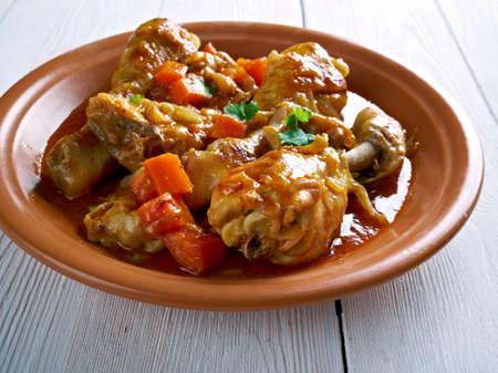 jamaican: Jamaican Brown Stew Chicken