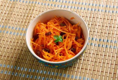 mongolian: Mongolian Carrot Salad