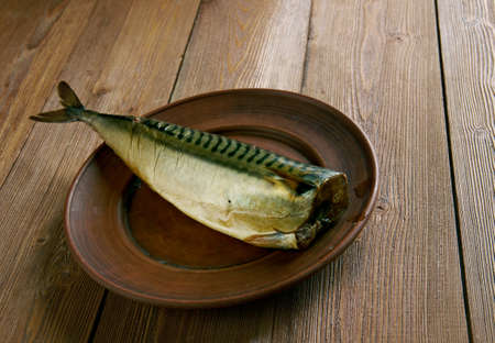 kipper: Buckling  -  hot-smoked herring similar to the kipper and the bloater