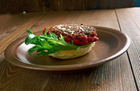 pounder: Quarter Pounder Beet Burger
