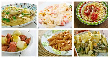 olio: Food set .  Italian traditional  cuisine