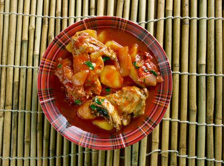 hoisin: Filipino Chicken Asado close up