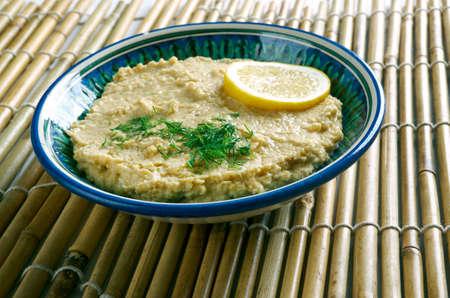 humus: Limon Soslu Humus - Hummus with Lemon Sauce