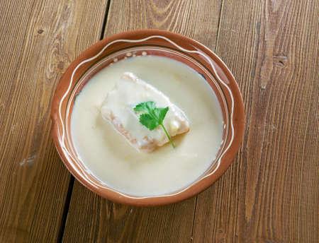 sere: Sere soup - Belizean Coconut Seafood Soup . Belize Cuisine.