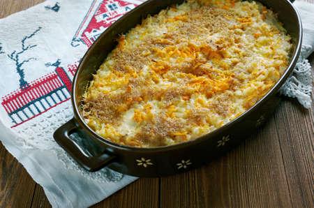 finnish: Porkkanalaatikko - Christmas  Finnish carrot casserole