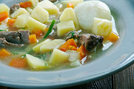 crust crusty: Spreew??lder Kartoffelsuppe - German Potato Soup