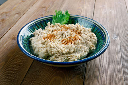 circassian: Cherkes tavugu - Chicken on the Circassian In Walnut Sauce