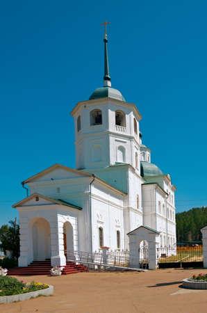 buryatia: Sretensky Monastery - convent of the Russian Orthodox Church Buryatia, Russia