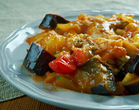 leguminosas: Legumes melanges - Mixed vegetables with chicken
