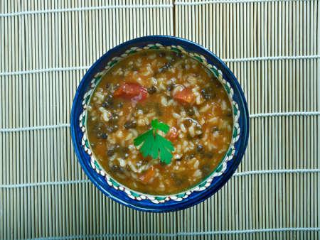 moong: Tomato Moong dal Kotsu - Thakkali Pasiparuppu Kotsu