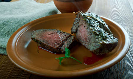spiced: Spiced Corned Silverside Beef