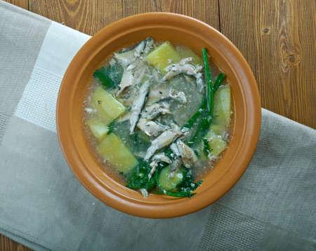 whitefish: Keski-Suomen rantakala - Finnish fish soup of whitefish