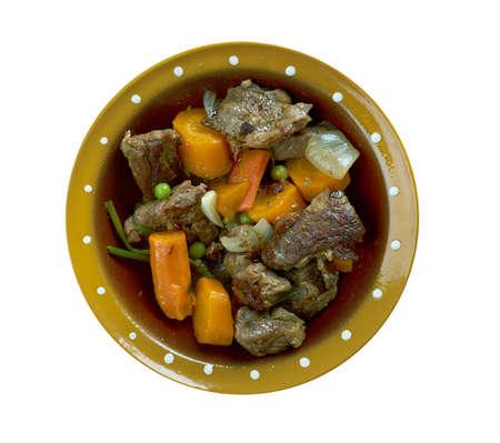 irish easter: Crock pot Beef Stew.Canadian cuisine