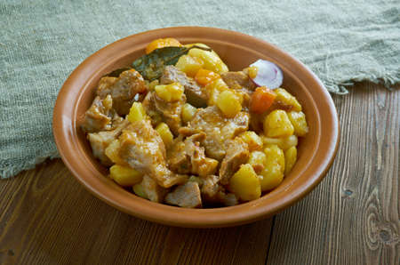 estonian: Estonian pork stew
