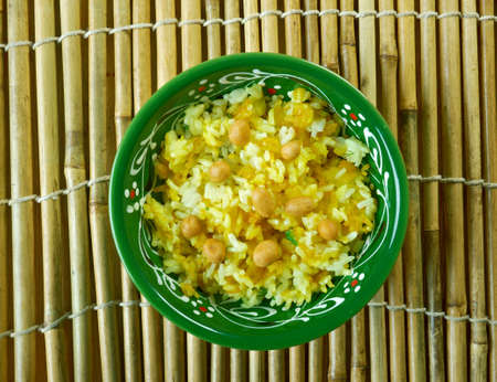 karnataka: Chitranna rice-based dish widely prepared in South India,mixing cooked rice with a special seasoning called Oggarane or Gojju