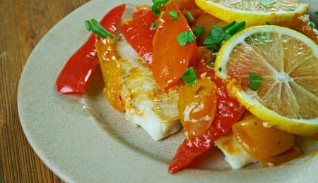 Psari Plaki  - Greek-Style Baked Fish