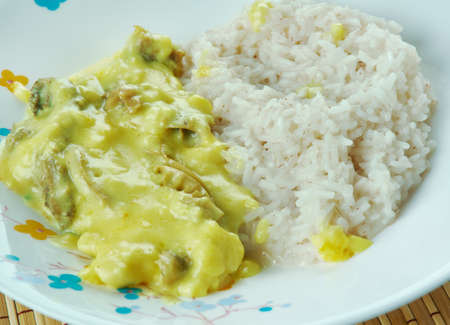 Guatitas -  popular dish in Chile and in Ecuador, where it is considered a national dish.