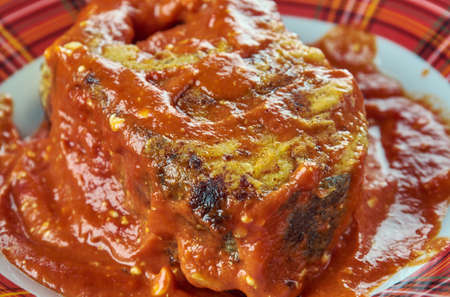 Machhli Ka Salan - Fish Curry special