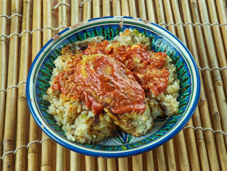 Machhli Ka Pulao -  pakistani fish pulao