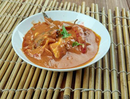 Hubbys Chala  - Sardine Fish Curry