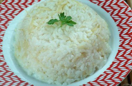 pirinc pilavi - Turkish pilau with vermicelli