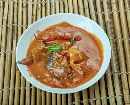 sardine: Hubbys Chala  - Sardine Fish Curry