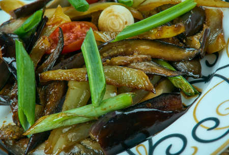 Yuxiang -  seasoning mixture in Chinese cuisine.