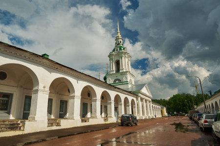 Kostroma. Russia. Church of  Savior.
