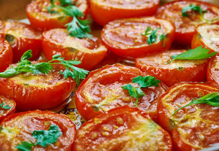 Pomodoro arrosto -Sun dried tomatoes with olive oil