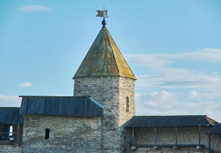 Pskov Kremlin also called Pskov Krom. Pskov, Russia