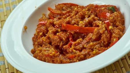 Sambal Goreng Teri -  typical method to prepare dried anchovies in Indonesian food