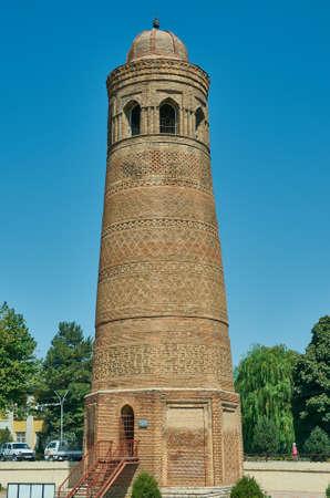 Uzgen Minaret ,  Osh Region, Kyrgyzstan.
